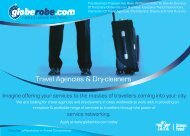 Travel Agencies & Dry-cleaners - Dash2do