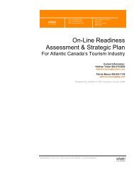 On-Line Readiness Assessment & Strategic Plan