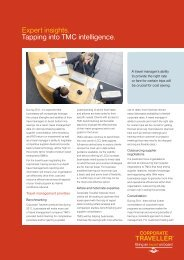 Download PDF of article - Corporate Traveller