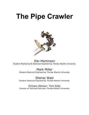 The Pipe Crawler - The Adventures of Eiki Martinson