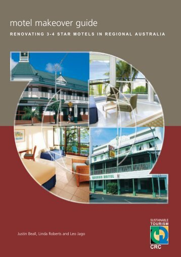 MOTEL MAKEOVER GUIDE-final - Sustainable Tourism Online