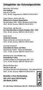 Deutschlandfunk Marianne Bechhaus-Gerst Treu bis in den Tod Von ... - Seite 2