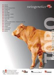 eef 2010/2011 - fr - Swissgenetics