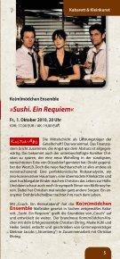 programm 2 0 1 0 / 2 0 1 1 - Gemeinschaftshaus Wulfen - Seite 5