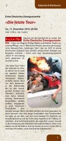programm 2 0 1 0 / 2 0 1 1 - Gemeinschaftshaus Wulfen - Seite 7