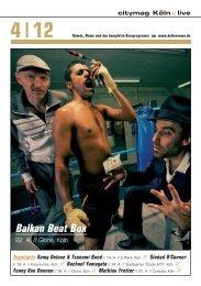 Funny Van Dannen - Kulturnews