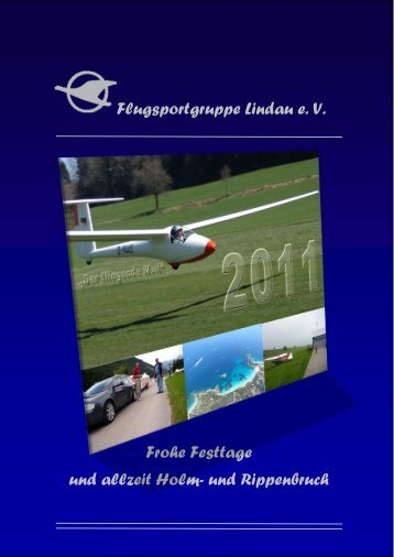 Standard Libelle - Flugsportgruppe-Lindau