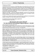 Wir laden herzlich ein zu unseren ... - Mariendorf-Süd - Page 7