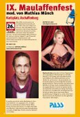 PROGRAMM - Hofgarten Kabarett - Seite 4
