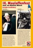 PROGRAMM - Hofgarten Kabarett - Seite 6