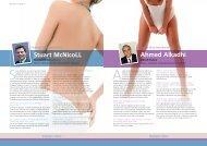 Beautiful You, Winter 2009: Dr Stuart McNicoLL, Dr - Tristram Clinic