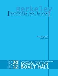 unknotting uniloc - Berkeley Technology Law Journal