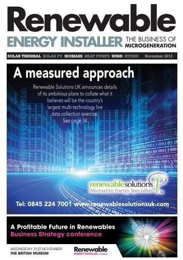 Knowledge - Renewable Energy Installer