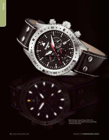 history - traser® H3 watches