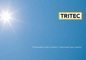 TRITEC company brochure