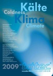 Tritec Katalog K.lte 10/2003 - tritec-klima.de