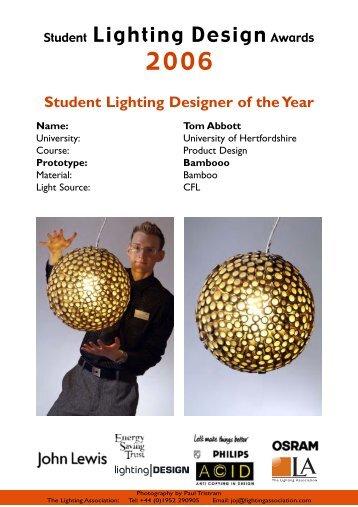 Finalist - The Lighting Association