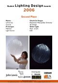 Finalist - The Lighting Association - Page 3