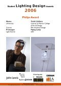 Finalist - The Lighting Association - Page 5