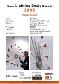 Finalist - The Lighting Association - Page 6