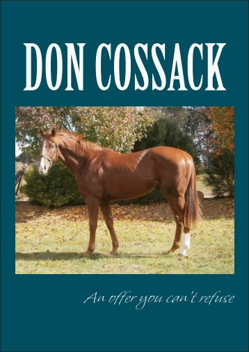 don cossack - Eliza Park