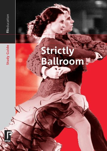 Strictly Ballroom - Irish Film Institute