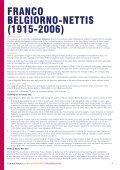 FRANCO BELGIORNO-NETTIS - Page 2