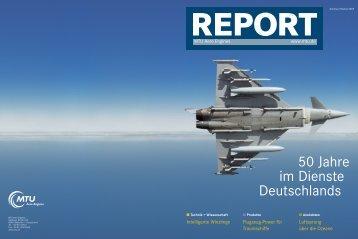 50 Jahre im Dienste Deutschlands - MTU Aero Engines