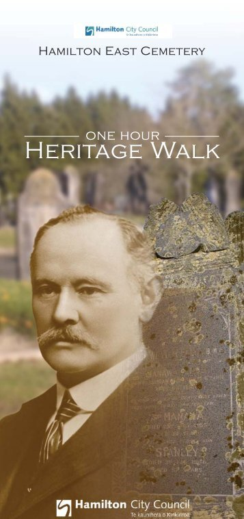 Heritage Walk - Hamilton Gardens