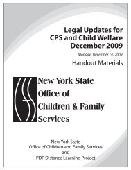 Group Family Day Care Provider Handbook - New York State Office