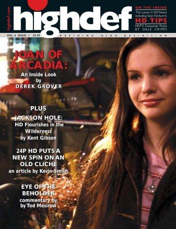 JOAN OF ARCADIA: JOAN OF ARCADIA: - visit site
