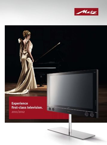 Experience first-class television. - Audiogamma