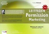 Sonderdruck Leitfaden Permission Marketing - Absolit
