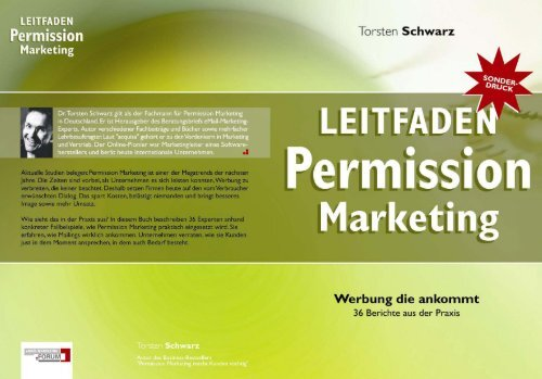Sonderdruck Leitfaden Permission Marketing - Absolit