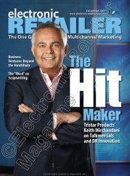 Tristar Products' Keith Mirchandani on Talkmercials and DR Innovation