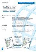 Post Adress Basis Datenbank - GeoMarketing - Page 2