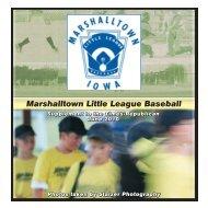 061210 Little League - Times Republican