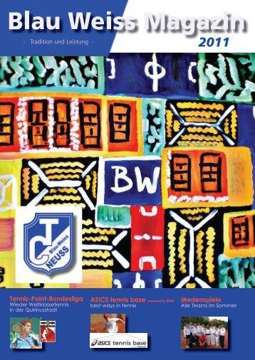 2011 - TC Blau-Weiss Neuss