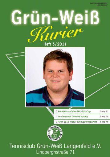 Heft 3/2011 - Mannschaften