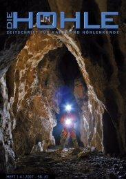 Eisdickenmessungen in alpinen Höhlen mit Georadar - TU Wien ...