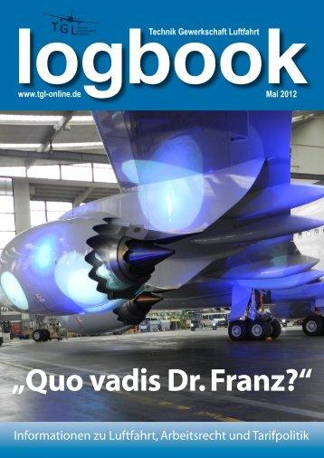LGTTechnik - Technik Gewerkschaft Luftfahrt