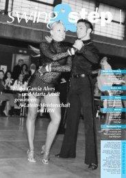 Hugo Garcia Alves und Marta Arndt gewinnen A-Latein ...