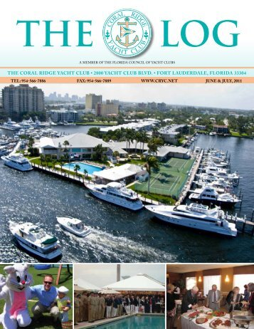 A L RI Log The O R - Coral Ridge Yacht Club