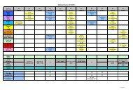 Gesamtspielplan TSVO Saison 2012/2013 - TSV Ottobeuren Handball