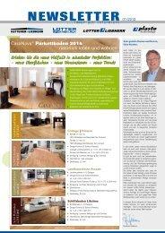 NEWSLETTER 01/2012 - Lotter + Liebherr GmbH