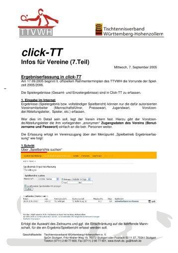 Tt-Click