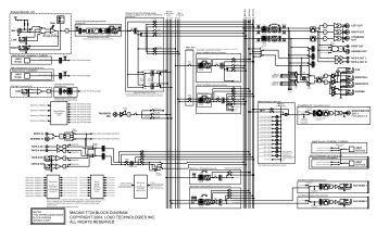 radio block diagram kparn mackie tt24 block diagram copyright 2004 loud