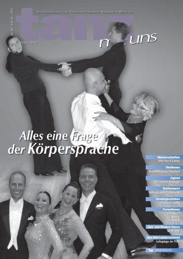 Formationen - Deutscher Tanzsportverband eV