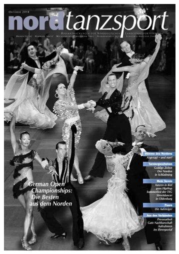Die Besten aus dem Norden - Deutscher Tanzsportverband eV