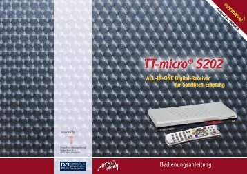 TT-micro® S202 TT-micro® S202 TT-micro® S202 - Tagaro.de